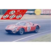 Ferrari 250 LM - Le Mans 1965 nº23