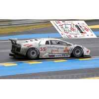 Lamborghini Murcielago - Le Mans 2008 nº 55