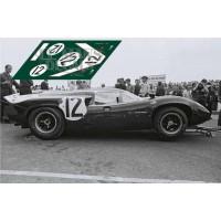 Lola T70 MkIII - Le Mans 1967 nº12