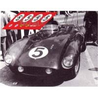 Ferrari 121LM - Le Mans 1955 nº5