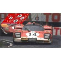 Ferrari 512S - Le Mans 1970 nº14