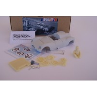 Cooper T39 resin kit - Le Mans 1957 nº 40 1:32