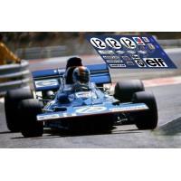 Tyrrell 002 - GP Francia 1971 nº12