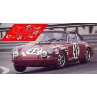 Porsche 911S - Le Mans 1969 nº42