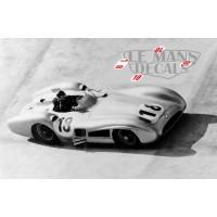 Mercedes W196 Streamliner - GP Italy 1955 nº18