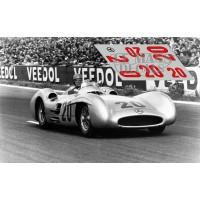 Mercedes W196 Streamliner - GP France 1954 nº20