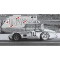 Mercedes W196 - Belgium GP 1955 nº10