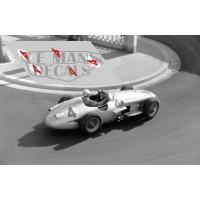 Mercedes W196 - GP Monaco 1955 nº2