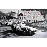 Mercedes W196 - Monaco GP 1955 nº2