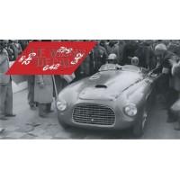 Ferrari 166MM - Mille Miglia 1949 nº642