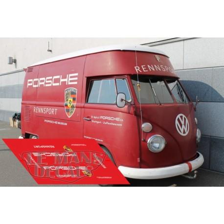 Volkswagen T1 Rennsport - Porsche