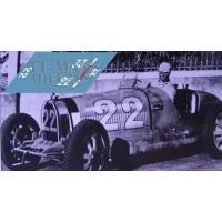 Bugatti T51 - GP Monaco 1931 nº22
