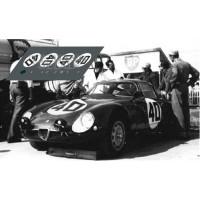 Alfa Romeo TZ1 - Le Mans 1964 nº40