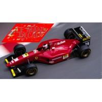 Ferrari 412 T1B  - GP Monaco 1994 nº28