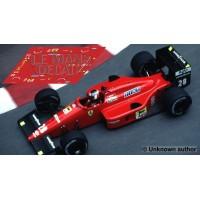 Ferrari 187/88C NSR Formula Slot - GP Monaco 1988 nº27