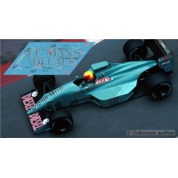 March 881 NSR Formula  Slot - GP Monaco 1989 nº15