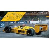 Lotus 100T NSR Formula  Slot - GP Monaco 1988 nº1