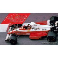 Zakspeed 891 NSR Formula  Slot - GP Monaco 1989 nº35