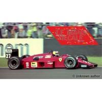 Ferrari 187/88C NSR Formula  Slot - GP Inglaterra 1988 nº27