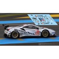 Ferrari 488 GTE - Le Mans 2019 nº62