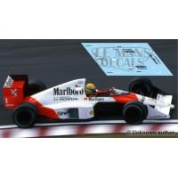 McLaren MP4/5 - GP Japón 1989 nº1
