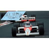 McLaren MP4/5 - GP Japón 1989 nº2