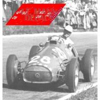 Ferrari 500 F2 - Bern GP 1952 nº28