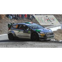Ford Fiesta WRC - Rallye Montecarlo 2016 nº37
