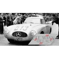 Mercedes 300SL - Mille Miglia 1952 nº613