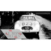 Mercedes 300SL - Mille Miglia 1952 nº623