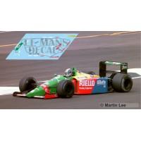 Benetton B189 - British GP 1989 nº19