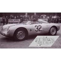 Porsche 550 A - Le Mans 1958 nº32