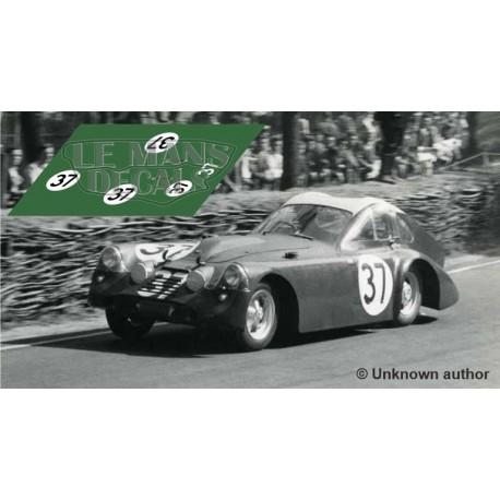 Bristol 450 - Le Mans 1953 nº37