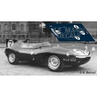Jaguar D Type - Le Mans 1958 nº7