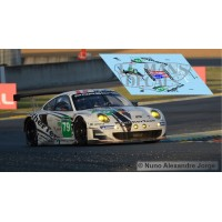 Porsche 997 GT3 RSR - Le Mans 2014 nº79