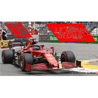 Ferrari SF21 Policar Slot - GP Monaco nº16 + CARBON