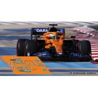 McLaren MCL35M Policar Slot - GP Bahrein 2021 nº3