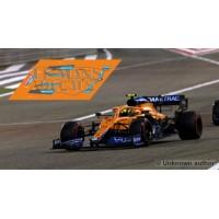 McLaren MCL35M Policar Slot - GP Bahrein 2021 nº4