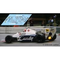 Toleman TG184 - GP Monaco 1984 nº20
