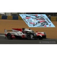 Toyota TS050 SRC - Le Mans 2018 nº7