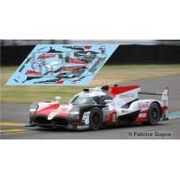 Toyota TS050 SRC - Le Mans 2018 nº8