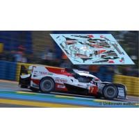 Toyota TS050 SRC - Le Mans 2019 nº7