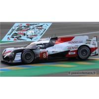 Toyota TS050 SRC - Le Mans 2019 nº8