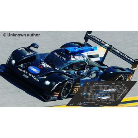 Toyota TS050 SRC Slot - Cadillac Dpi VR Racing Daytona 2019 nº10