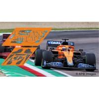 McLaren MCL35M Policar Slot - GP Emilia Romagna 2021 nº3 + CARBON
