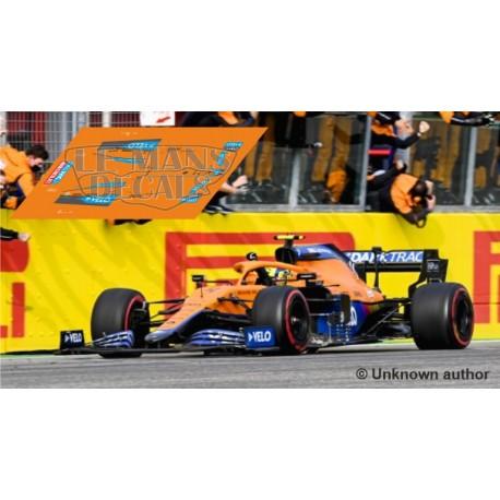 McLaren MCL35M Policar Slot - Emilia Romagna GP 2021 nº4