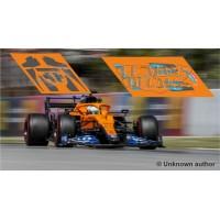 McLaren MCL35M Policar Slot - GP España 2021 nº3 + CARBON