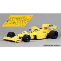 Lotus 102 - Spanish GP 1990 nº11