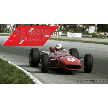 Ferrari 312 F1 - Italian GP 1966 nº6