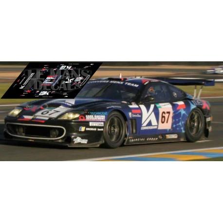 Ferrari 550 GTS - Le Mans 2007 nº67